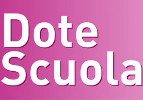 Riapertura termini Dote Scuola 2019/2020